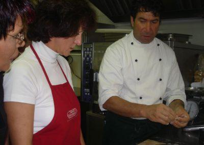 Corso di Cucina-Hotel-Kriss