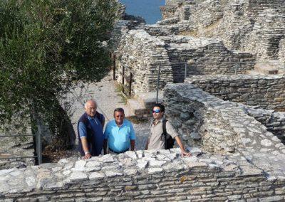 Estate-2012-Gita-scolastica-a-Sirmione-Grotte-Catullo