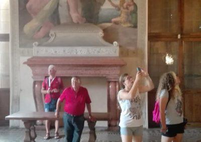 Giganti a Palazzo Te