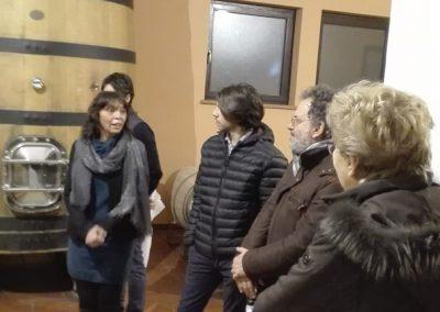 visita in Cantina LaPresa