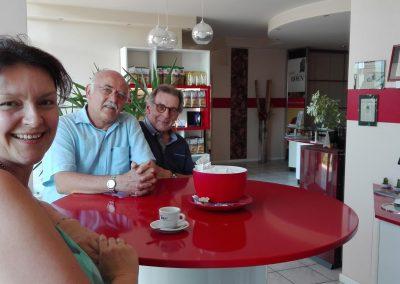 degustazione caffé Roen