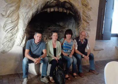 Villa DellaTorre dei mostri